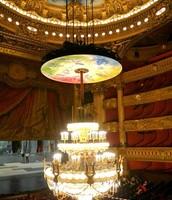 El teatro por dentro.