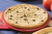 Super Chocolate Chip Cookie