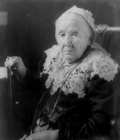 Julia in her later years.