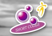 SHORT CODES