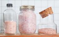Lavender Rose Sea Salt Soak