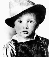 Elvis as a kid