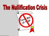 The Nullification Crisis and National Bank