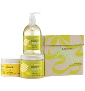 8. GINGER CITRUS LUXURY GIFT SET - $90