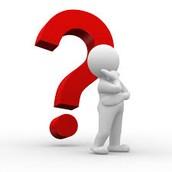 Questions, Comments, Clarification?