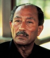 Anwar al- Sadat