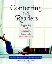 Conferring With Readers by Jennifer Serravallo