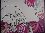 Contour Drawings/ Line
