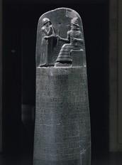 Hammurabi's Code isn't just.