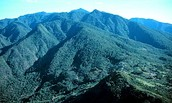 The Volcanic Highlands and Mountain Ranges
