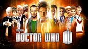 All the Doctor Who Doctors!