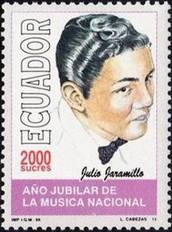 """Julio Jaramillo, the """"Elvis Presly"""" of ecuador"""