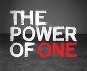"""The Power of One"" Project Showcase"
