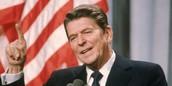 Ronald Reagan Elected