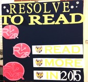 Resolve to Read More in 2015