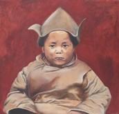 14th Dalai Lama as a Baby