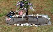 Jacksons grave