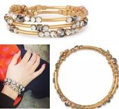 Isabelle Wrap Bracelet Reg $39 25% Sale $29