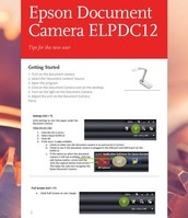 Epson Document Camera