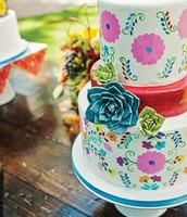 3-D Seasonal Cakes!