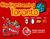 CitySightseeing Toronto Bus tours