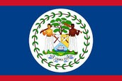 Belize's Flag