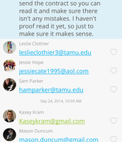 GROUP ME TEXT MESSAGES