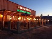 El Restuarante de Guadalajara