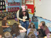 A special thanks to our guest reader Mrs. Radcliffe