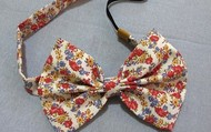 Headbands with a bow