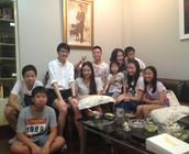 My big family :)