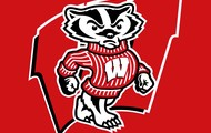 This is the Wisconsin badgers mascot
