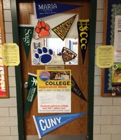 2014 Door Decorating Contest