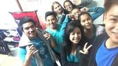 8º Grado Estudiantes Coordinar Colores Para PE!