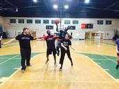 Coed Basketball
