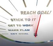 Achieving Post High School Goal(s)