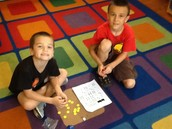 Math Games in Second Grade
