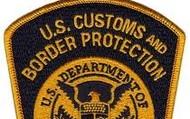 U.S. Customs and Border Patrol Badge