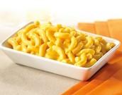 180340 - Entree Macaroni & Cheese 4-5#