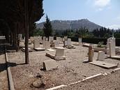 בית הקברות של הקהילות המשיחיות בחיפה