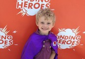SO EXCITED FOR OUR HEART HERO, CYRUS!