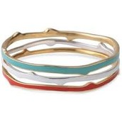 Carrie Bangles. Retail $59. Sale Price $29.