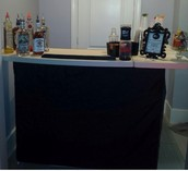 Our Mobile Bar