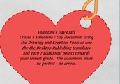 Valentine Day's Assignment Opportunity