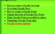 Google Forms update!!!!!!!!!!