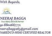 Pls. Contact : NEERAJ BAGGA