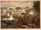 Portrait of the Battle of Bull Run