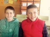 Víctor y Adrián