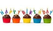Happy, Happy Birthday!