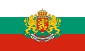 The Flag of Bulgaria